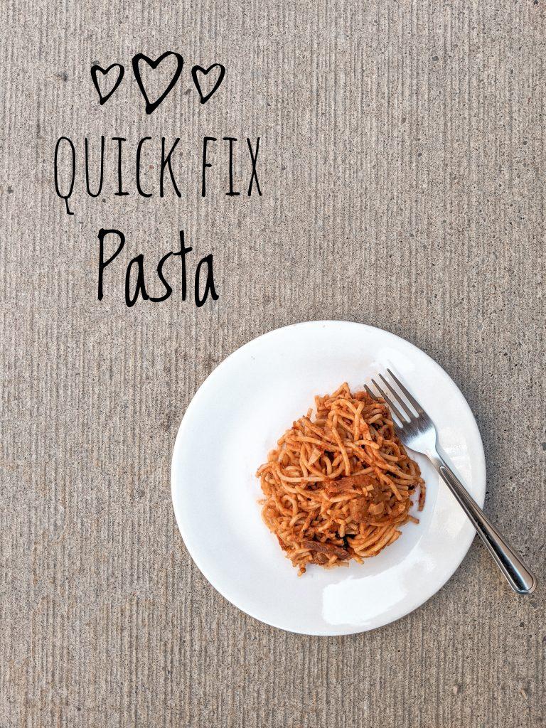 spaghetti arrabiatta pasta recipe